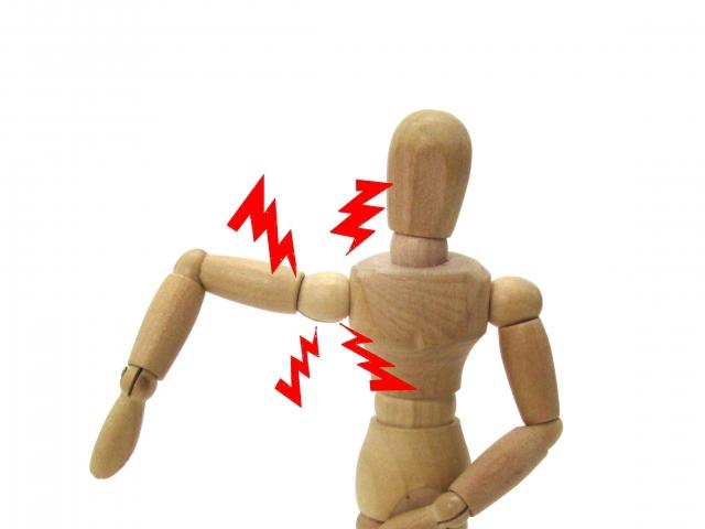 肩の痛みの原因