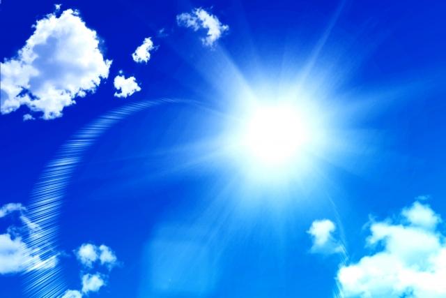 太陽がまぶしい時の戦術