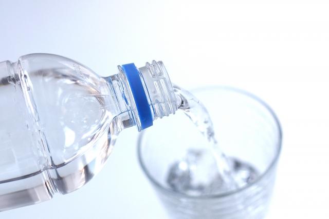水分補給は大切